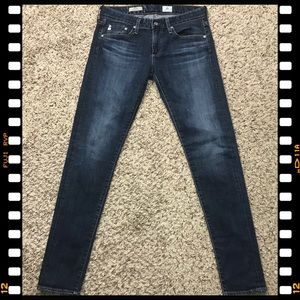 """AG """"The Nikki"""" Relaxed Skinny Jean Size 26"""